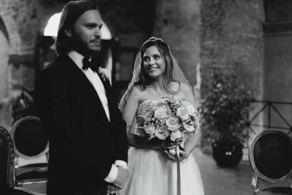 Matrimonio Christina e Alexei. Less is More.