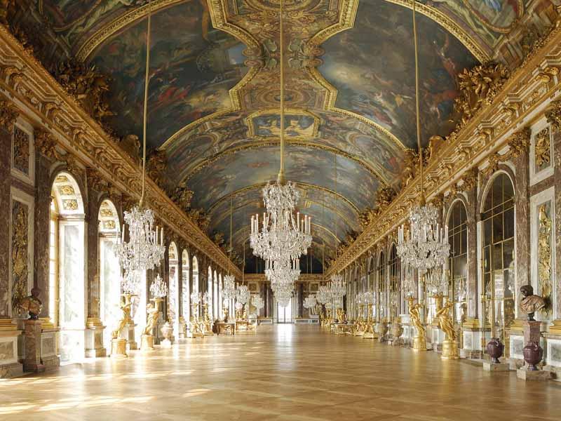 Baroque Tendency Wedding 2019